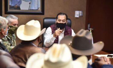 RATIFICA ALCALDE MARISCAL ALVARADO COMPROMISOS CON AUTORIDADES DE LA TRIBU YAQUI
