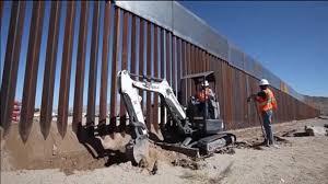 Joe Biden ordena detener la construcción del muro fronterizo