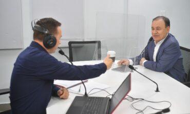 El Ejecutivo y la Fiscalía deben aclarar su participación en presunto escándalo de corrupción: Alfonso Durazo