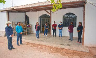 Presidente Ramón Díaz anuncia obra en parroquia del Etchoropo