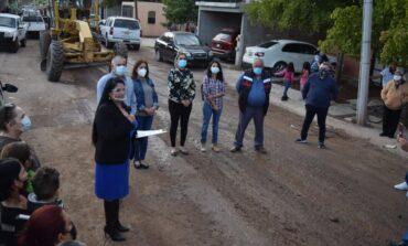 Inicia rehabilitación de calles en El Pedregal y Arboledas
