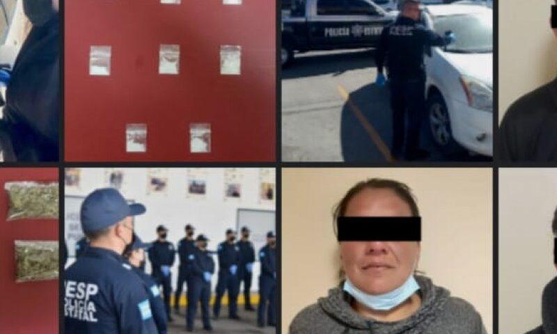 En Sonora la PESP arresta a 41 personas entre ellas 23 por narcomenudeo