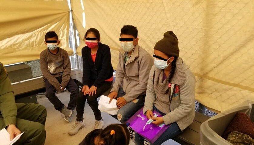 Localizan con tecnología del C5i Sonora a 5 guatemaltecos extraviados en Arizona