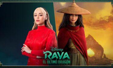 Danna Paola pondrá su voz en 'Raya y el Último dragón'