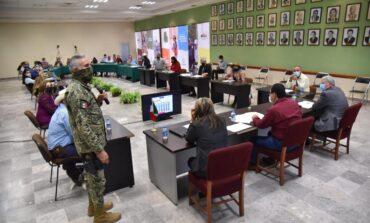 APRUEBA CABILDO INFORME DE ACTIVIDADES DE SEGURIDAD PÚBLICA QUE RINDIÓ EL CAPITÁN CÁNDIDO TARANGO VELÁZQUEZ